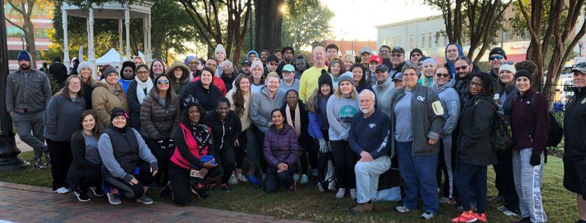 CTC Heart Walk Participants Group Photo