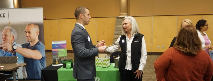 Career Fair Showcases Job Opportunities for Chattahoochee Tech PTA and OTA Graduates