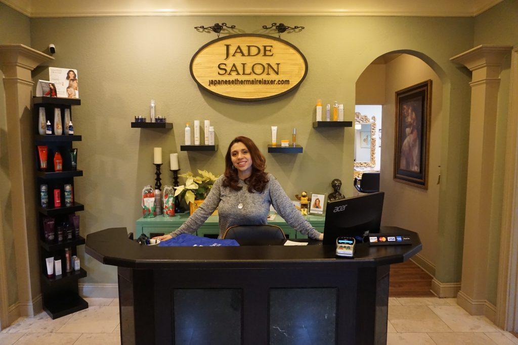 Jade Salon of Atlanta began with skills that salon owner Jade Gonzalez learned at Chattahoochee Tech.