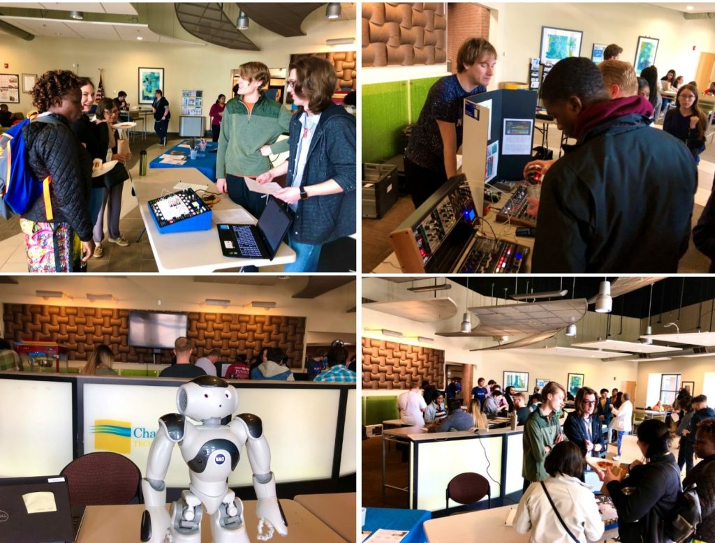 Chattahoochee Tech celebrated EWeek 2020 at the college's North Metro Campus.