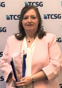 Tammy Brown, who serves as a GED chief examiner in the Chattahoochee Tech Adult Education Department, was named by TCSG as the GED Examiner of the Year.