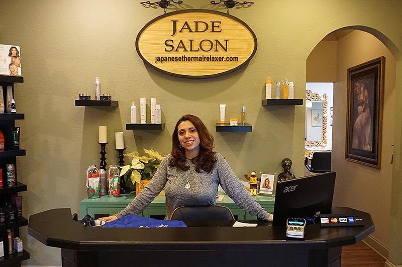 Jade Gonzalez's Jade Salon