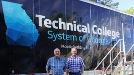 Chattahoochee Tech Supports Local Workforce Training in Welding