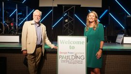 Paulding Chamber of Commerce Event Features Chattahoochee Tech