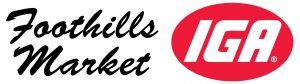 Foothills Market IGA Logo