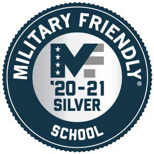 Military Friendly Logo for 2020-2021