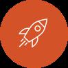 Path Icons Rocket