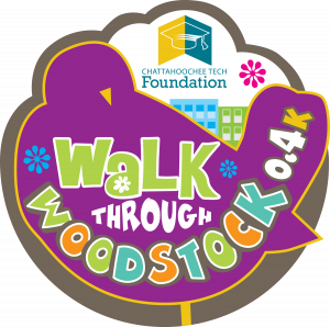 Chattahoochee Tech Foundation Walk Through Woodstock 0.4K