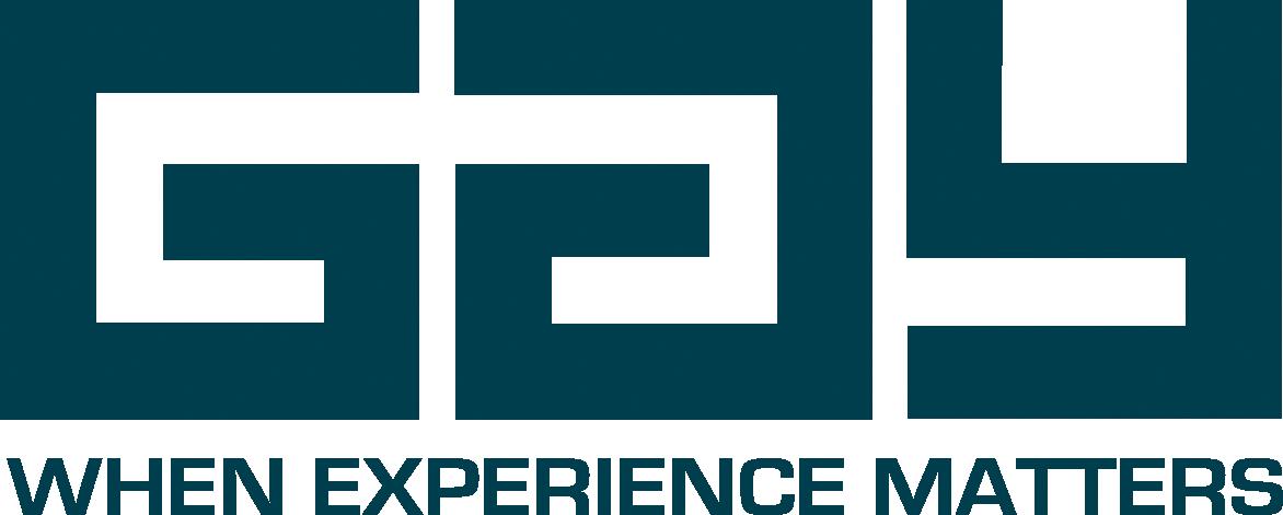 Gay Construction Logo