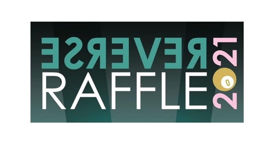 2021 Reverse Raffle Logo